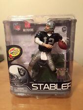 MCFARLANE NFL Oakland Raiders Ken Stabler Series 29 Hard to Find