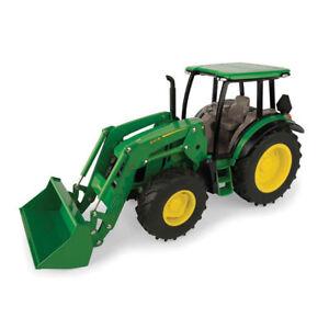 Ertl 1/16 Scale John Deere Model 5125R Tractor with Loader LP64408 / 45604