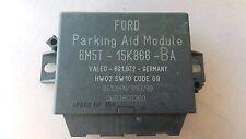 Ford Parking Aid Module 6mt15k866ba