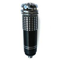 1xCar Mini Home Fresh Air Ionic Purifier Oxygen Bar Ozone Ionizer Cleaner Black