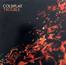 Coldplay ‎CD Single Trouble - France (VG+/EX+)