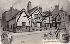 The Bull's Head Inn, Manchester by R.P.Phillimore.