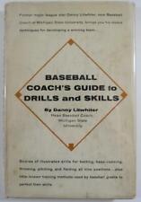 Rare Danny Litwhiler Signed Baseball Hardcover Book