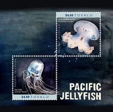 Tuvalu -2017-fauna flora marine life-PACIFIC JELLYFISH s/s