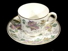 Beautiful Wedgwood Avon Multicolor Cup And Saucer