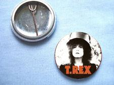 T.Rex The Slider  25mm  Badge Marc Bolan Glam Rock David Bowie Electric Warrior