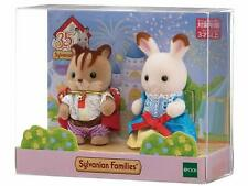 Epoch Princess & Prince Pair Set Sylvanian Families 35th Baby Japan