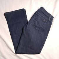 Joe's Jeans Size 29 Provocateur Dark Wash Denim Bootcut Jeans Womens