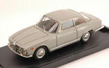 Alfa Romeo 2000 Sprint 1960 Silver 1:43 Model Bangkok