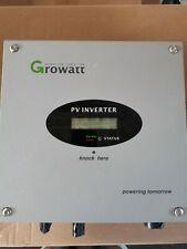 Wechselrichter Growatt 750-S Stringwechselrichter 750Watt VDE ARN4105 RS232