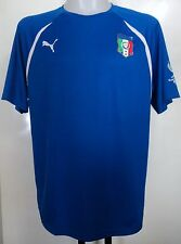 Italy Superclasse Cup Home Shirt by PUMA Adults Size Medium With Tags