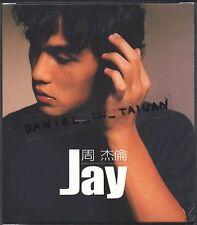 Jay Chou: Album Jay (2000) CD & DVD TAIWAN