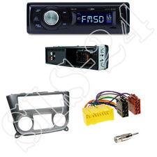Caliber RMD021 Autoradio + Nissan Almera (N16) Blende black + ISO Adapter Set