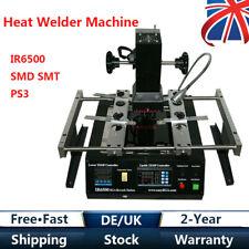 IR6500 BGA Rework Station  Infrared SMT Solder Heat Welder Machine PS3 BR New