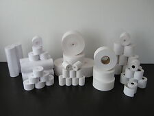 "FD-100ti 2-1/4"" x 85' THERMAL RECEIPT PAPER - 200 NEW ROLLS  ** FREE SHIPPING **"