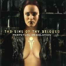 THE SINS OF THY BELOVED perpetual desoltaion 2 CD digi