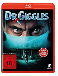 Dr. Giggles (1992) Blu Ray Region B Import New & Sealed