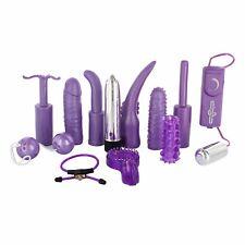 Dirty Dozen Sex Toy Kit - Couples 12 Piece Toy & Vibrator Kit