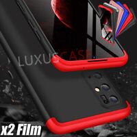 Samsung Galaxy S20+ Plus S20 Ultra 360°Antichoc Mat Coque Cover Case Etui Housse