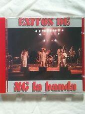 Los Exitos [Iris] by NG la Banda (CD, Apr-1995 , Sonido/Imp)