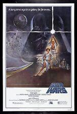 Vintage Star Wars Poster