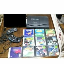 Panasonic 3DO Consola Sistema FZ-10 Real Software 10