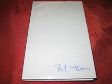 ROD MCKUEN COME TO ME IN SILENCE HARDCOVER SIGNED