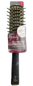 Goody Blowdry Flex Protect Hairbrush Ceramic Smoothing Plate Gold