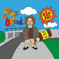 """Red Pill : Day Drunk VINYL 12"""" EP (2015) ***NEW*** FREE Shipping, Save £s"""