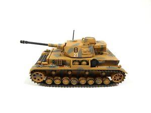 Panzerkampfwagen IV German Tank WW2 - 1:72 Eaglemoss Military Model Vehicle OT9
