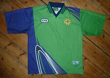 XL NORTHERN IRELAND SHIRT Soccer jersey Away Top 1998 ULSTER RANGERS NORNIRN