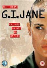 GI JANE (Demi Moore)- DVD - REGION 2 UK