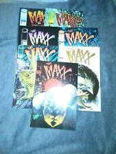Maxx Comic Issues 1-7 Sam Keith