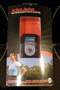 DLO Action Jacket Case with Armband for Sansa Clip NIB Neoprene Sport Ready Case