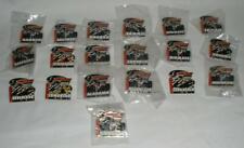 19 TEAM PENSKE RACING INDYCAR TEAM ISSUED WINNER PINS 2010-12 POWER CASTRONEVES