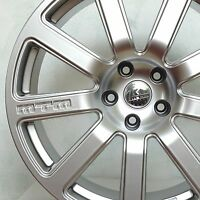 MTM Bimoto Felge 8,5x19 5x112 ET35 Shiny-Silber Rad Alufelge Audi VW Seat Skoda