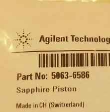 New Agilent  HPLC 1100/1260 PART NUMBER 5063-6586  Saphire Piston Assy