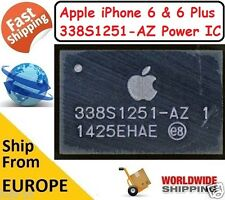 iPhone 6 6+ 338S1251-AZ Big Power IC PMIC Fix no Power/Overheat & Related Errors