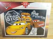 Disney Pixar Cars - 63 Piece Raw Power Jigsaw Puzzle - Brand New & Sealed
