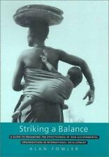 Striking a Balance: A Guide to Enhancing the Effectiveness of Non-Gove-ExLibrary