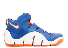 Nike Zoom LeBron 4 IV Birthday New York Knicks Size 12.5. 314647-511 kyrie cavs