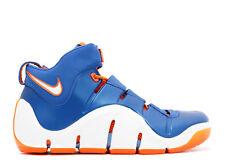 Nike Zoom LeBron 4 IV Birthday New York Knicks Size 12.5. 314647-511 kyrie cavs