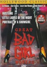 LITTLE LADIES OF THE NIGHT- HUSTLING - PORTRAIT OF A SHOWGIRL 3 MOVIES DVD