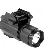 .AIM Pistol/Rifle 330 Lumens LED Sub-Compact Flashlight with Quick Release Mount