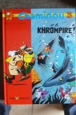 BD chaminou n°3 et le khrompire réédition 1994 TBE macherot saive