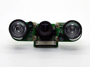 Raspberry Pi Camera Module B+ IR Night Vision 2.8mm Wide Angle Mini Kossel