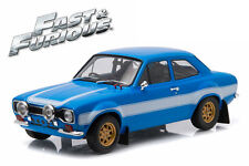 FAST & FURIOUS 6 1974 Ford Escort RS2000 MK1 - 1:18 Scale GREENLIGHT GL19038