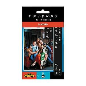 Officially Licensed Friends the TV Series Central Perk Lanyard Pass Holder