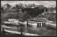 Forggensee-Kraftwerk-Bayern-Wasserkraftwerk München-Allgäu-Gebirge