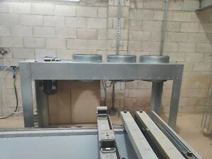 Dust And Woodchip Extraction unit 7.5KVA
